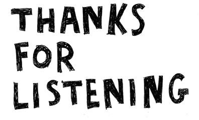 ThanksForListening
